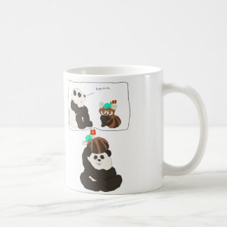 Panda Red Panda Coffee Mug