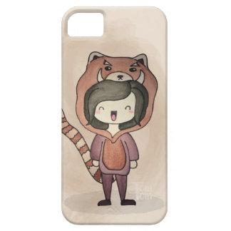 Panda Red PhoneCase iPhone 5 Case