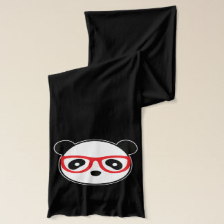 Panda Scarf - Leon the Panda Bear