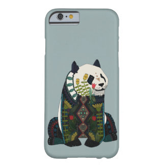 panda silver barely there iPhone 6 case