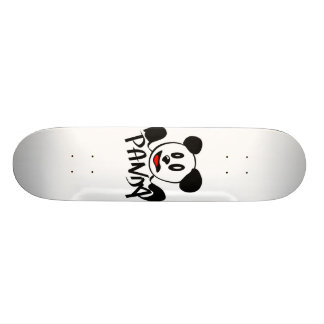 Panda Skate Board Deck