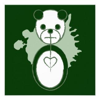 panda splatz invitations