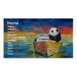 Panda Stargazer Pack Of Standard Business Cards