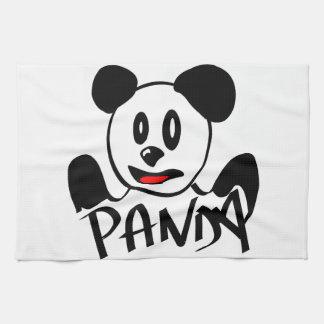 Panda Tea Towel