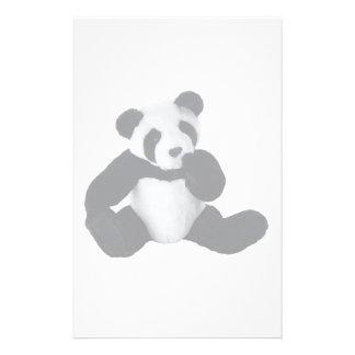 Panda Toy Stationery
