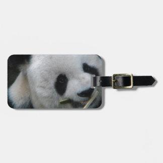 Panda Travel Bag Tags