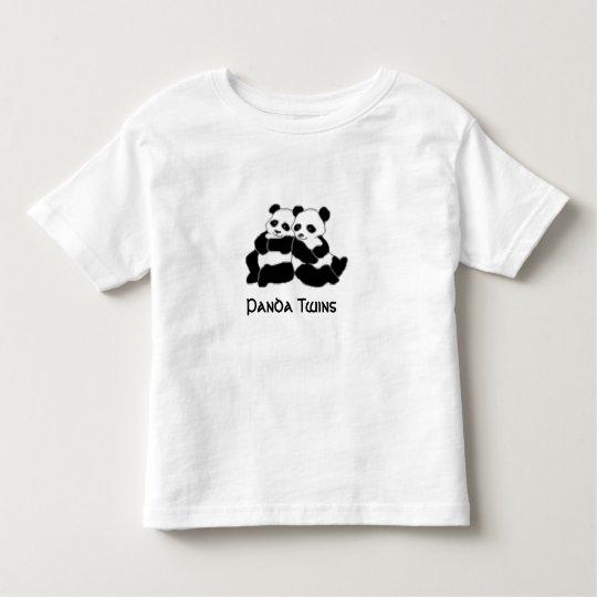 Panda Twins T-Shirt