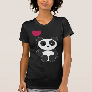 Panda Valentine T-Shirt