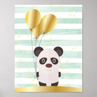 Panda Wall Art
