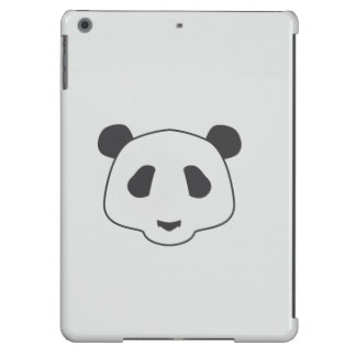 panda white ipad case