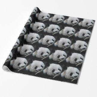 Panda Wrapping Paper