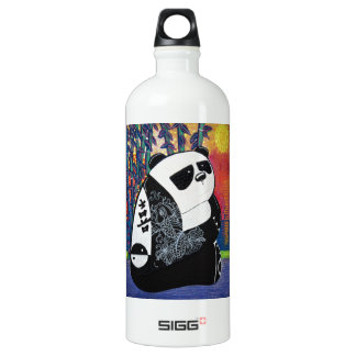 Panda Zen Master SIGG Traveller 1.0L Water Bottle