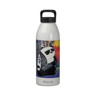 Panda Zen Master Drinking Bottle
