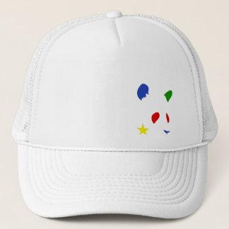 pandacolor trucker hat