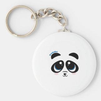 Pandadise Keychain