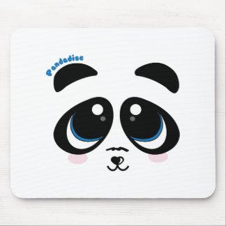 Pandadise Mouse Pad