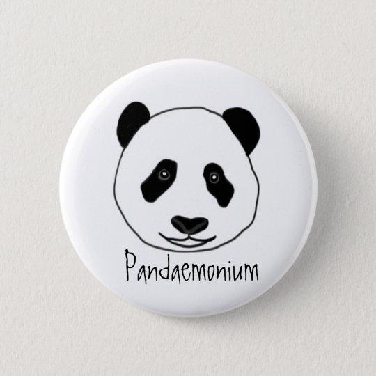 Pandaemonium Badge