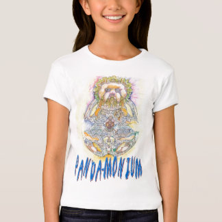 Pandamonium Girls Shirt