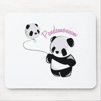 Pandamonium Mousepads
