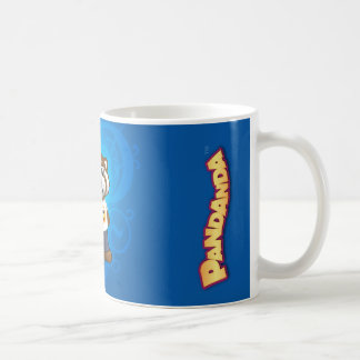 Pandanda Blue Flair Henry Mug