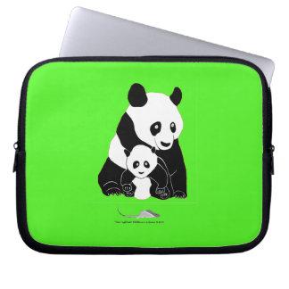 pandas computer sleeves