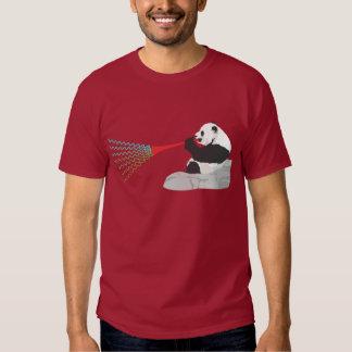 Pandas Dig Vuvuzelas T Shirts