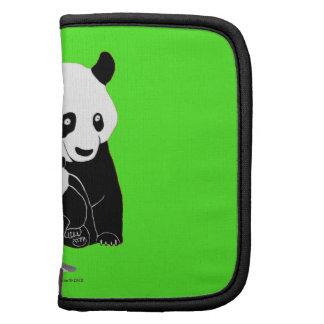 pandas folio planner