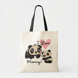 Pandas I Love Mommy