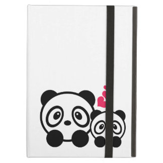 Pandas iPad Air Covers