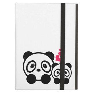 Pandas iPad case