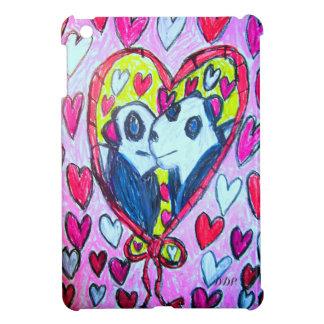 Pandas love cover for the iPad mini