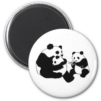 Pandas Magnets