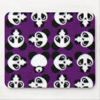 Pandas Mouse Mat