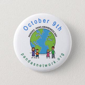PANDAS/PANS October 9th Awareness Day Pin