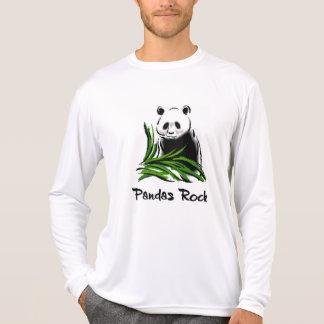 Pandas Rock T-Shirt