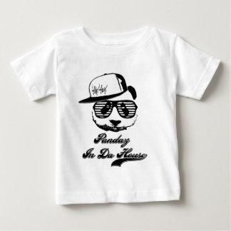 Pandaz In Da House. Ghetto panda Baby T-Shirt