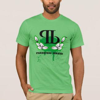 Pandemic Bird Flew Green T-Shirt