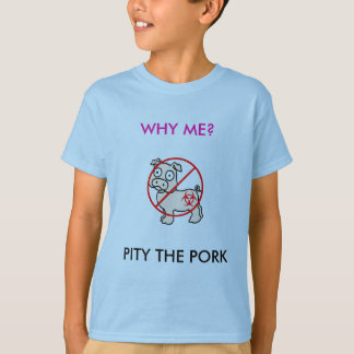 Pandemic Pete, WHY ME? T-Shirt