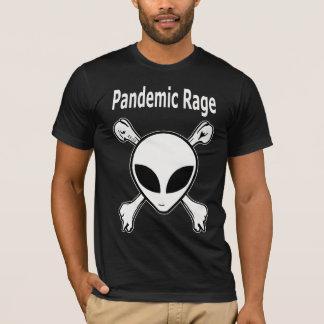 Pandemic Rage Aliens t shirt