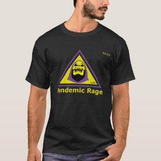 Pandemic Rage  - illuminati graffiti t shirt