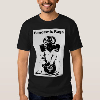 Pandemic Rage - Official t shirt by DMT
