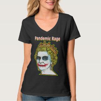 Pandemic Rage - Queen Joker t shirt by DMT