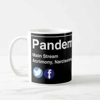Pandemonium by Steve Price Coffee Mug