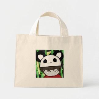 PANDITA Save the Pandas Tote Bags
