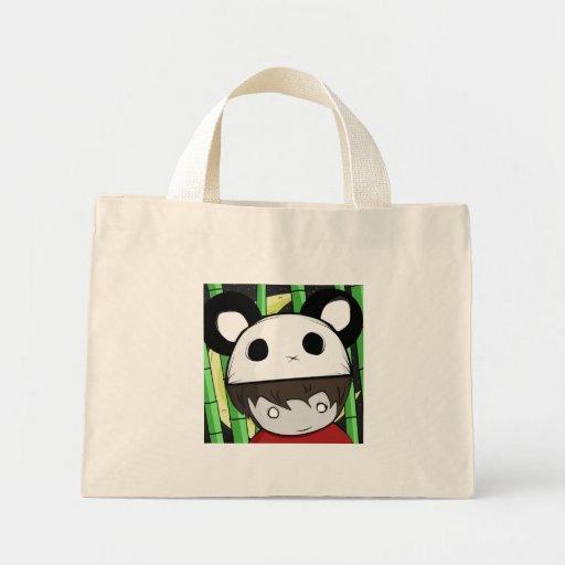 PANDITA, Save the Pandas! Tote Bags