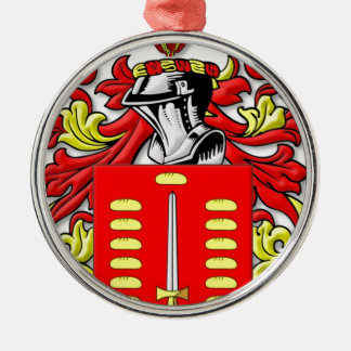 Pando Coat of Arms Ornaments