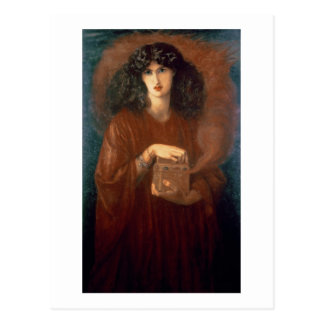 Pandora, 1871 (oil on canvas) postcard