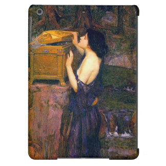 Pandora by John William Waterhouse Cover For iPad Air