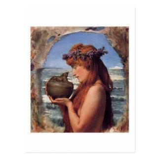 Pandora postcard