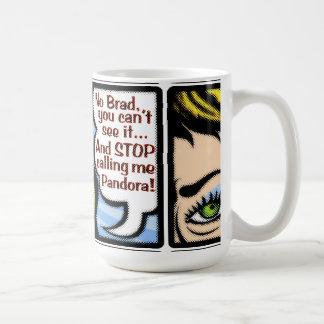 Pandora's Box Basic White Mug